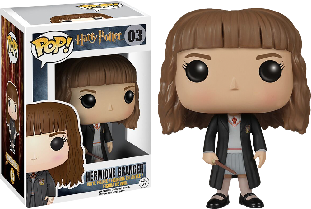 Harry Potter - Hermione Granger Pop! Vinyl Figure