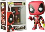 Deadpool - Deadpool Rubber Chicken US Exclusive Pop! Vinyl [RS]