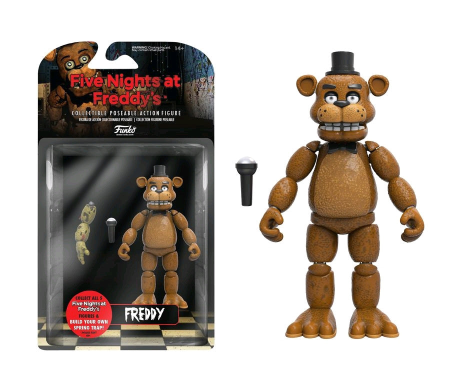 Five Nights At Freddy's - Freddy Articulated Action Figure