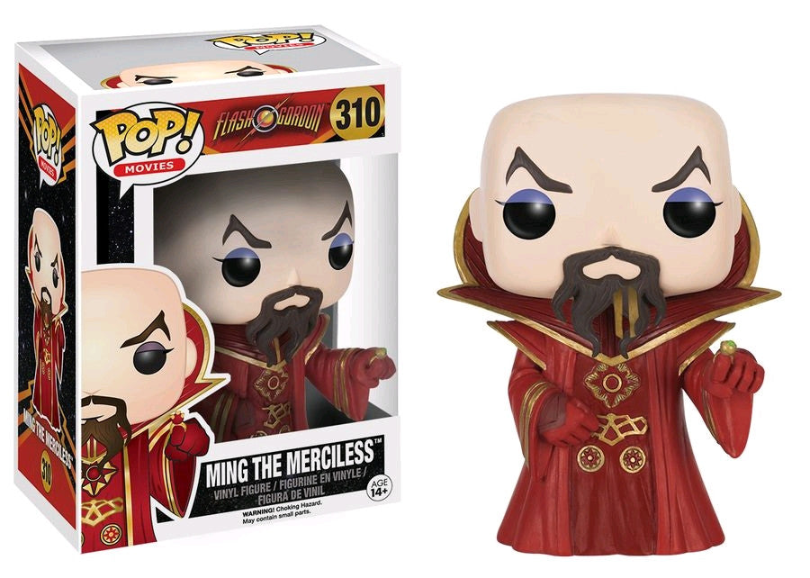 Flash Gordon - Ming the Merciless Pop! Vinyl Figure