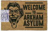 DC Comics - The Joker Welcome To Arkham - Doormat