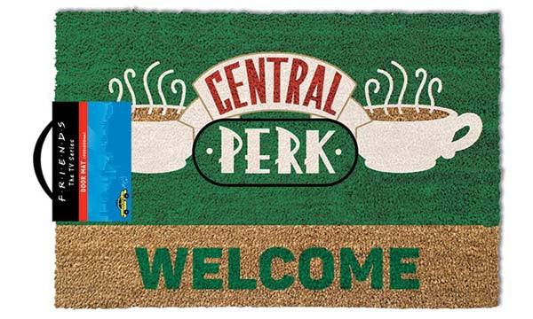 Friends - Central Perk - Doormat