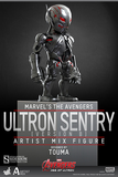 Avengers 2: Age of Ultron - Artist Mix Ultron Sentry Red