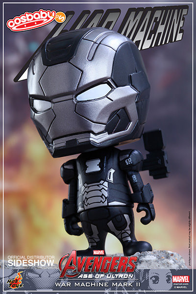 Avengers 2: Age of Ultron - War Machine Mark II Cosbaby