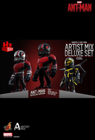 Ant-Man - Artist Mix Deluxe Set of 3