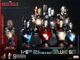 Iron Man 3 - 1:6 Scale Busts Set of 8
