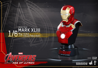 Avengers 2: Age of Ultron - Iron Man Mark XLIII 1:4 Scale Bust