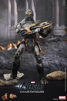 Avengers - Chitauri Footsoldier 1:6 Scale Action Figure