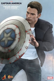 Captain America 2: The Winter Soldier - Captain America & Steve Rogers 1:6 Scale Action Figure