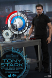 Iron Man 2 - Tony Stark with Arc Reactor 1:6 Scale Action Figure