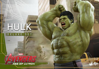 Avengers 2: Age of Ultron - Hulk Deluxe 1:6 Scale Action Figure Set