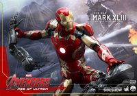 Avengers 2: Age of Ultron - Iron Man Mark XLIII 1:4 Scale Statue