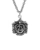 Harry Potter - Slytherin Crest Sterling Silver Pendant