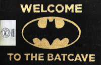 DC Comics - Batman Batcave - Doormat