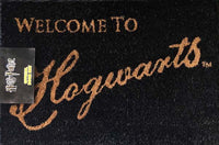 Harry Potter - Welcome To Hogwarts - Doormat