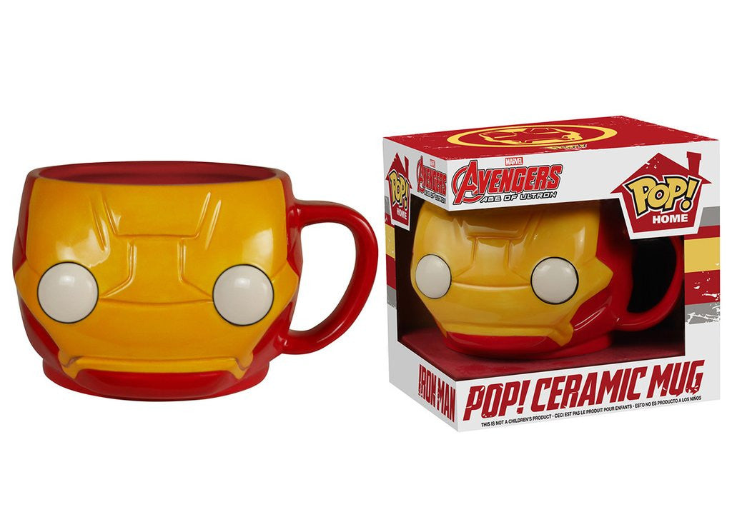 Pop! Avengers - Ceramic Mug - Iron Man