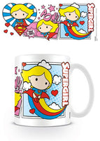 DC Comics - Justice League Super Girl Chibi - Mug
