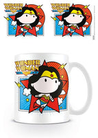DC Comics - Justice League Wonder Woman Chibi - Mug