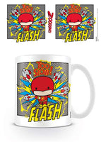 DC Comics - Justice League The Flash Chibi - Mug