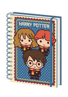 Harry Potter - Chibi Characters - A5 Spiral Notebook