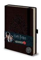 Harry Potter - Hogwarts Crest - Premium Notebook