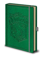 Harry Potter - Slytherin- Premium Notebook