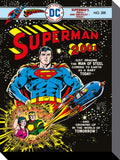 Canvas - DC Comics - Superman 2001 - 30 x 40cm