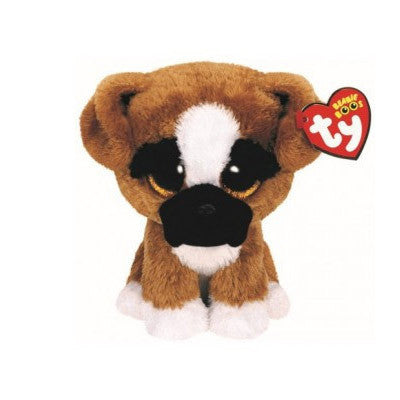 Ty Beanie Boos Regular - Brutus the boxer dog