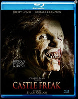 Castle Freak Blu-ray (RATED R 18+)