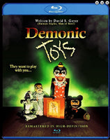 Demonic Toys Blu-Ray (RATED M)