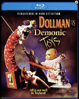 Dollman Vs. Demonic Toys Blu-ray (RATED MA 15+)