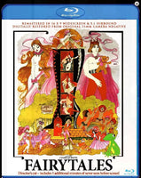 Fairy Tales Blu-Ray (RATED R 18+)