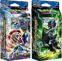 Pokemon XY Break Point Theme Deck Pack Assorted