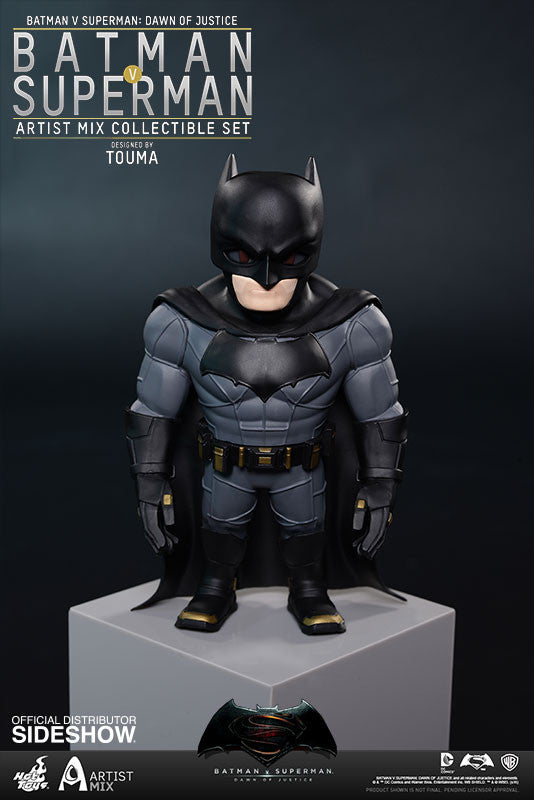 Batman v Superman: Dawn of Justice - Batman Artist Mix Bobble Head