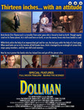 Dollman DVD (RATED R 18+)