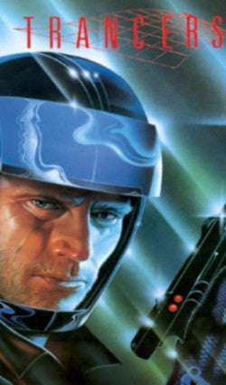 Trancers DVD (RATED M)