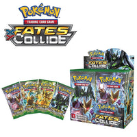 Pokemon XY TCG Trading Cards Fates Collide