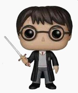 Harry Potter - Harry with Sword of Gryffindor US Exclusive Pop! Vinyl Figure