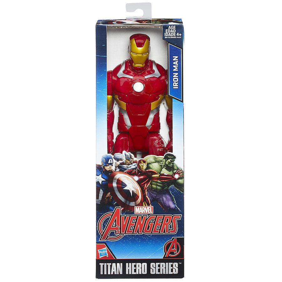 Avengers Iron Man Titan Hero