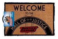 DC Comics - Hall Of Justice - Doormat