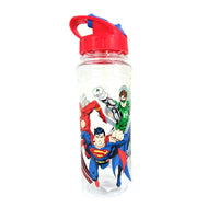 DC Justice League 769ML Soft Spout Hydro Canteen Tritan Drink Bottle