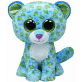 Ty Beanie Boos Regular - Leona the leopard