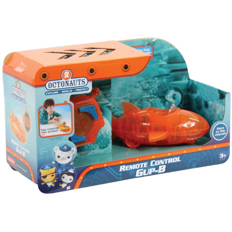 Fisher-Price Octonauts Gup B - Remote Control