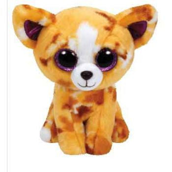 Ty Beanie Boos Regular - Pablo the tan chihuahua