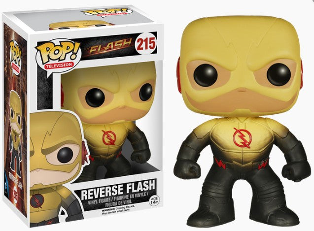 Flash TV - Reverse Flash Pop! Vinyl Figure