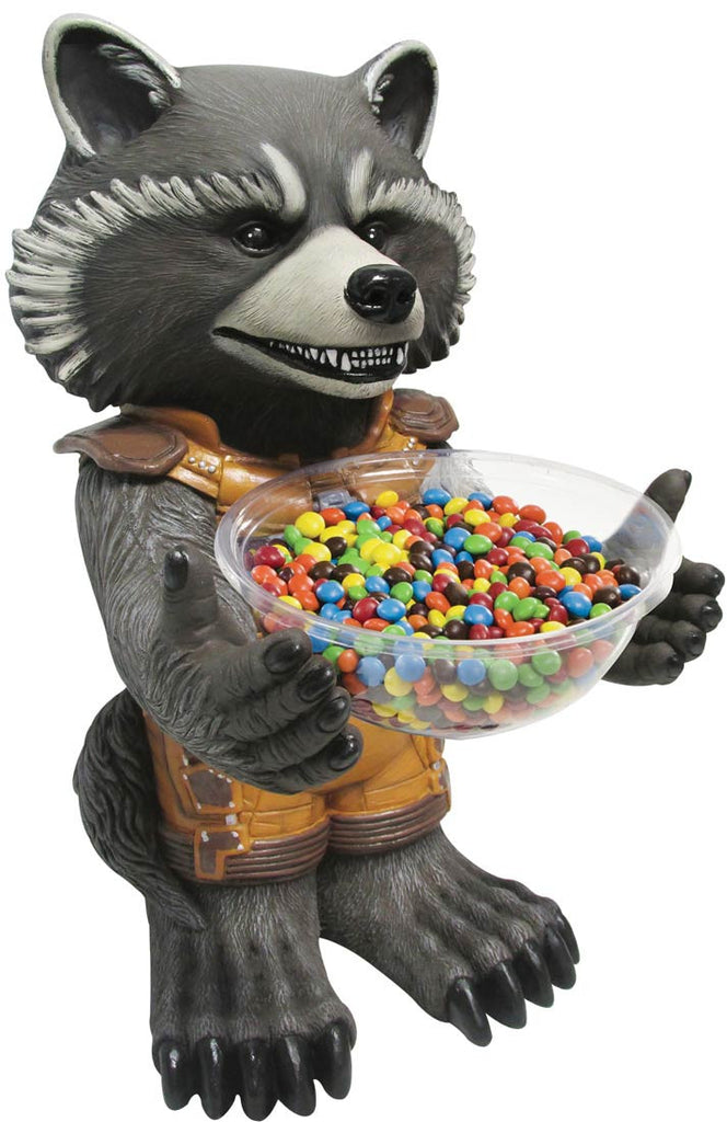 Guardians of the Galaxy Rocket Candy Bowl Holder