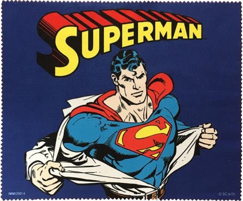 Microfibre Cloth - DC Comics - Superman
