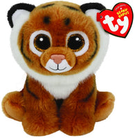 Ty Beanie Babies - Tiggs the Brown Tiger