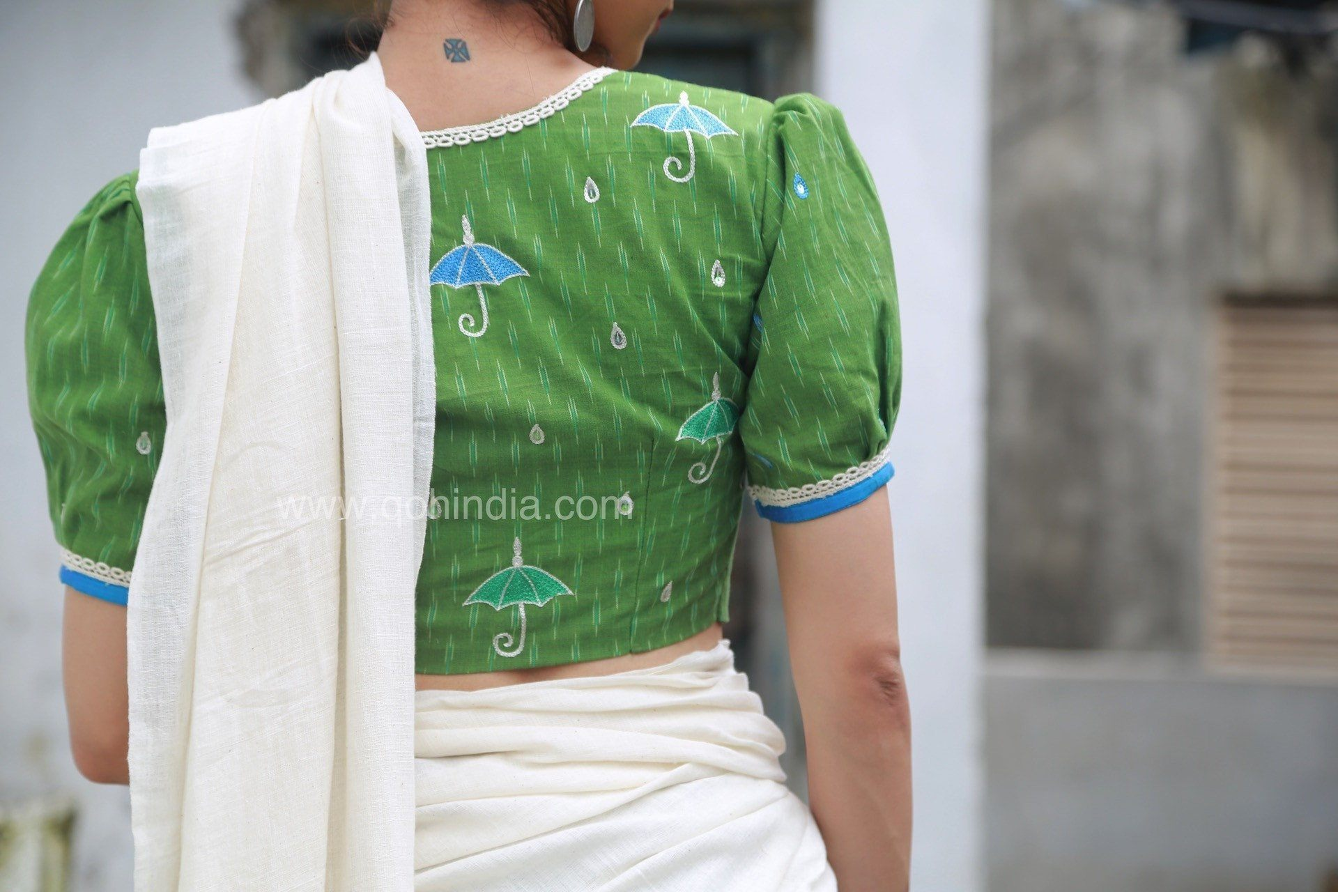 Indian Monsoon Blouses