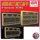 Cormake 1/35 photo etch Fence
